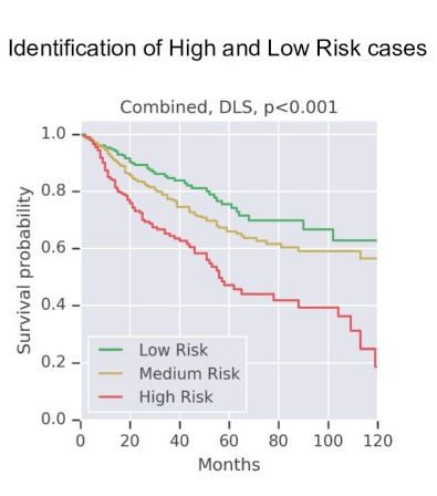 Google has developed a deep-learning approach that uses weak supervision for directly predicting disease-specific survival in multiple types of cancer.